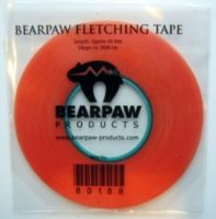 Bearpaw fletch tape 60 foot