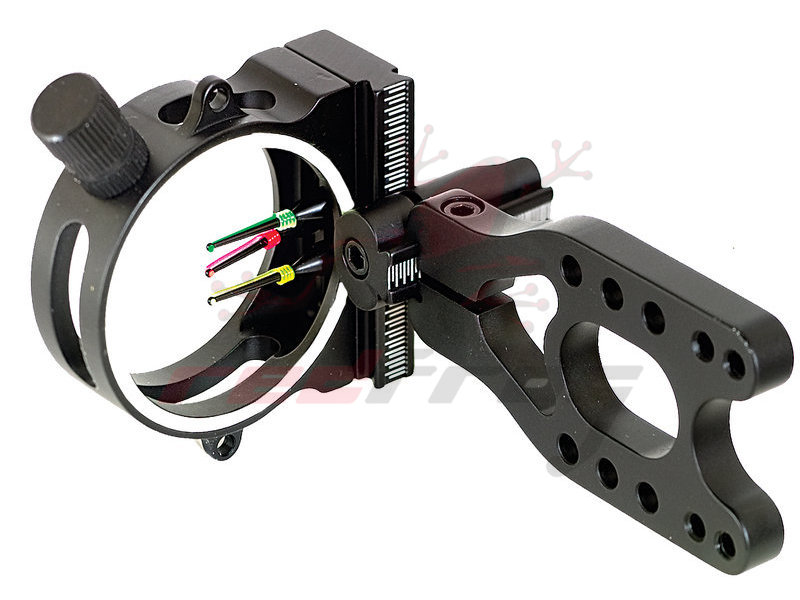 compound bow sights how to use