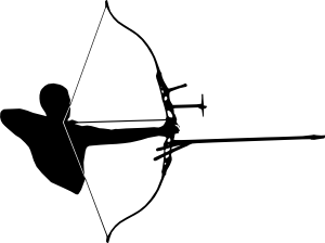 Archery Experience For 2 People 1 1/4 Hour