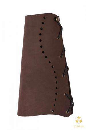Strele Traditional Leather Armguard