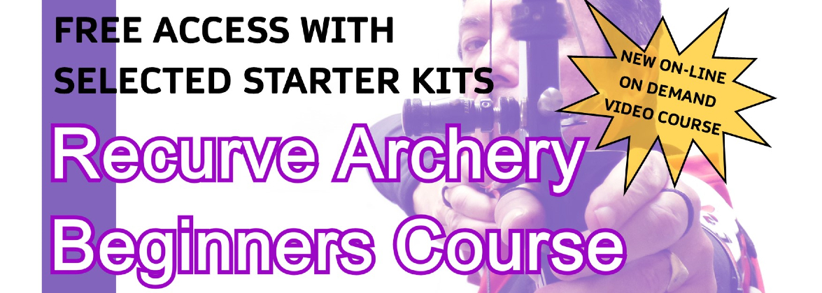 On-Line archery training course